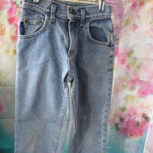 Boy's Lee Jeans ~ Size 9 Reg ~ NOTICE THERE IS A B